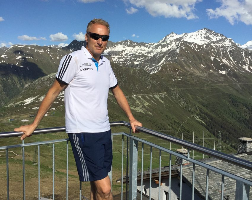 60 Second Interview – Vicente Modahl, Head Coach at DMSF
