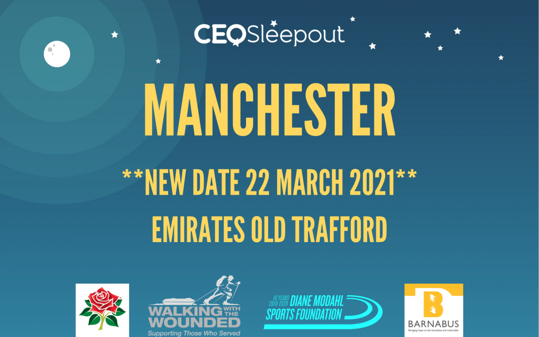 CEO Sleepout *NEW DATE*